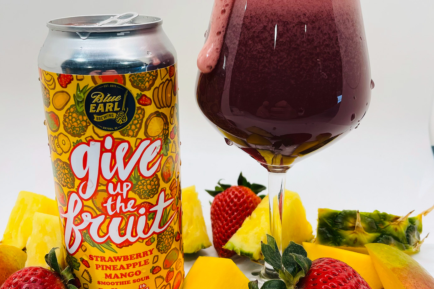 A SUPER Thick fruited Sour -- Give Up The Juice