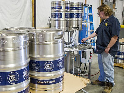 Blue Earl Brewery Tours