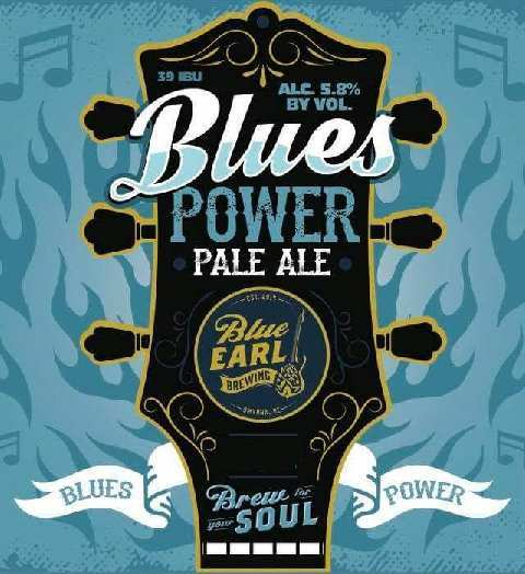 Blues Power Pale Ale