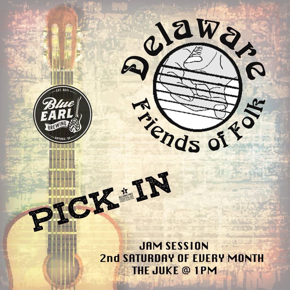 Friends of Folk - Pick In
