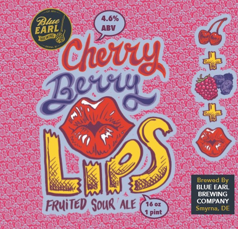 Cherry Berry Lips