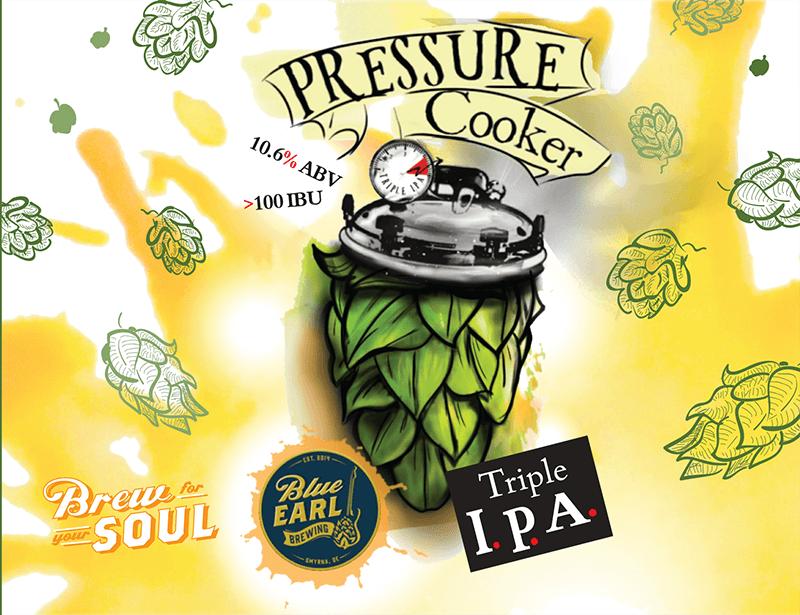 Pressure Cooker - Triple IPA