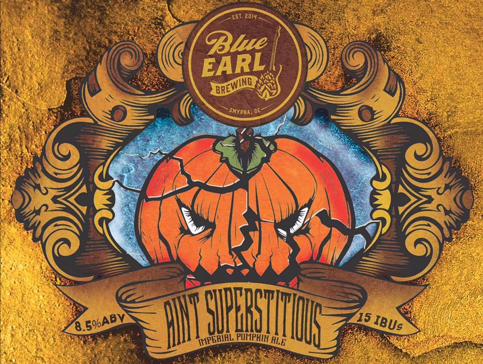 Ain't Superstitious - Beer Release