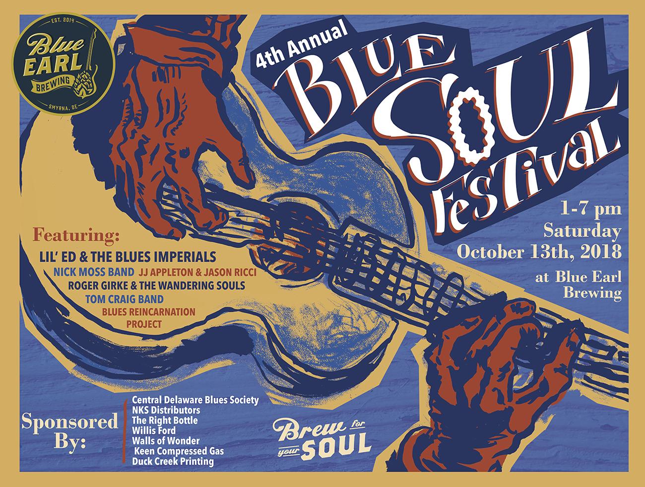 4th annual Blue Soul Festival