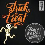 Trick or Treat -- Blue Earl Beer