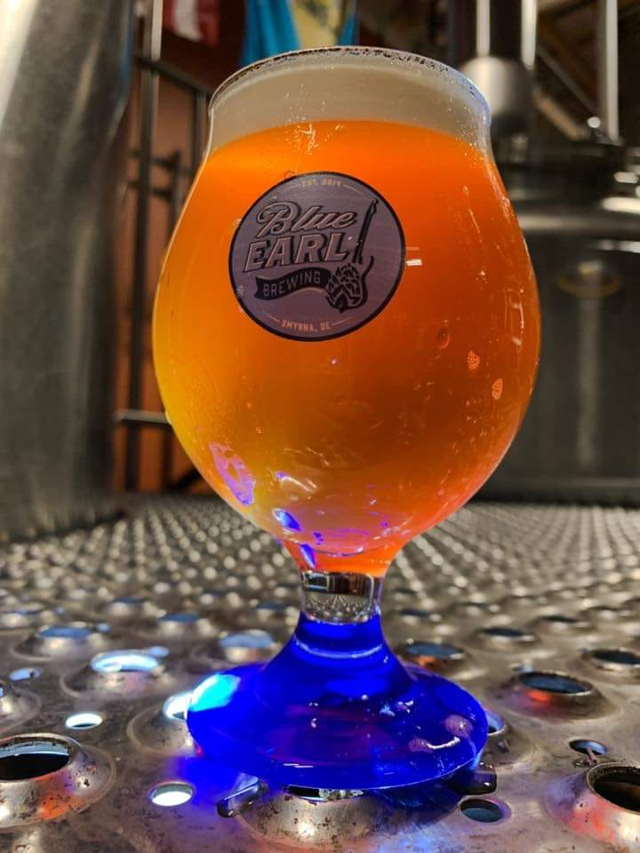 A Star is Born - American Wild Ale - Blue Earl Brewing