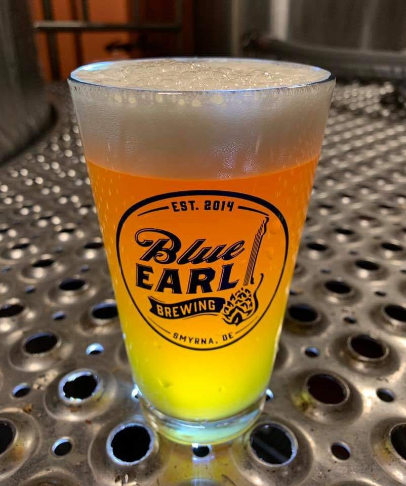Hazy at Heart - Blue Earl Brewing