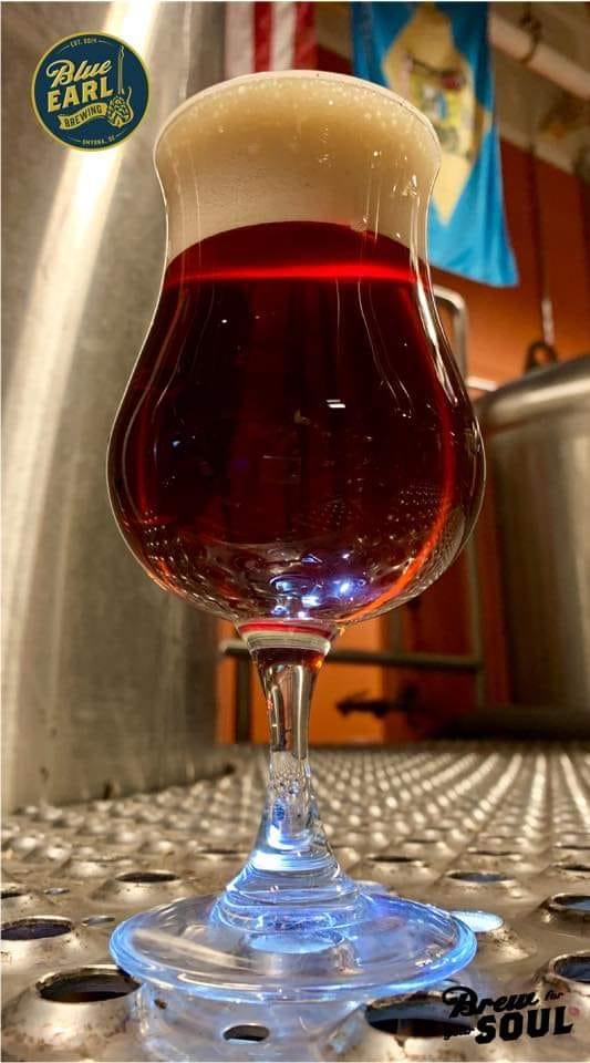 Malty Cold Medina - Blue Earl Brewing