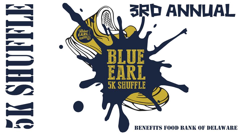 3rd Annual 5K Shuffle - Blue Earl Brewing